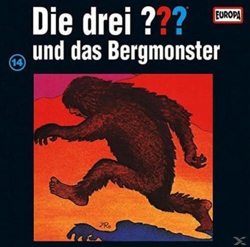 (eBay-MediaMarkt) Die drei Fragezeichen ??? -Schallplatte - Folge 14: ...und das Bergmonster (Picture Vinyl)