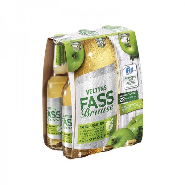 [Penny Lokal-Bückeburg] VELTINS Fassbrause Apfel-Kräuter die Flasche und noch lange Haltbar für 0,10 (um 85% reduziert!)