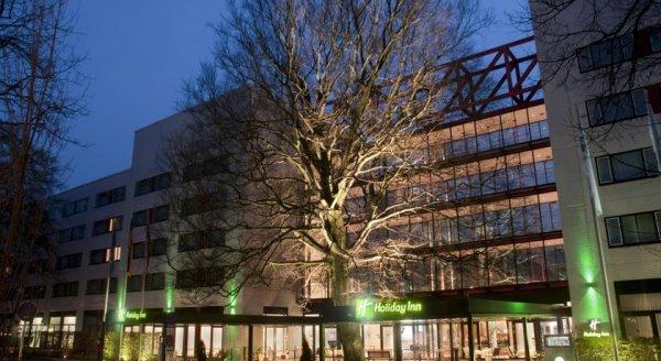 Holiday Inn Berlin - City West, 1 Nacht für 0 Euro
