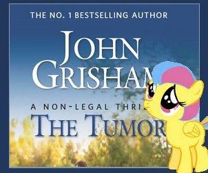 """Kostenloses Taschenbuch: """"John Grisham: The Tumor"""""""