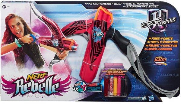 [Amazon.de-Prime] Hasbro B0862EU4 - Nerf Rebelle Strongheart, sortiert