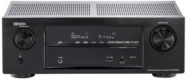 Denon AVR-X1200W 7.2 AV Receiver 4K für 329€ @ZackZack