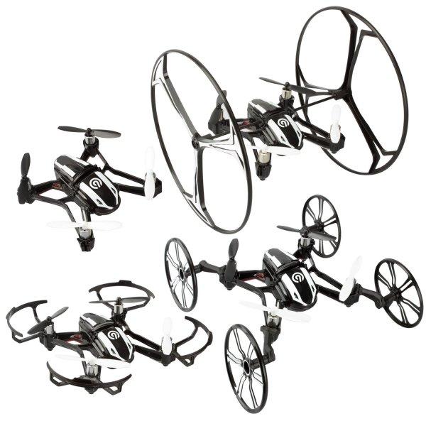 [eBay] Kamera Drohne NINETEC Spyforce1 Mini HD Video Quadrocopter Ufo 2.0MP 1280x720 für 49,99 Euro