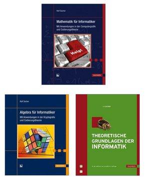 Buchpaket Informatik & Mathematik (3 Bücher) für 19,99€ @terrashop