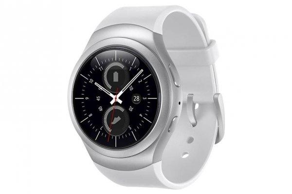 Smartwatch Gear S2, Silver White -Galaria Kaufhof 20% Rabatt Aktion
