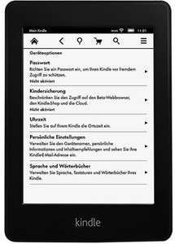 Kindle Paperwhite für 94€ bei Saturn.de