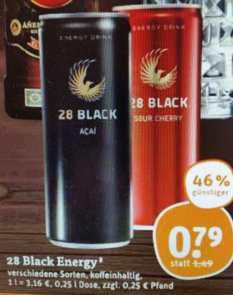 Energydrink  28 BLACK AÇAÍ