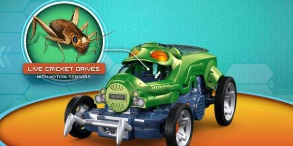 (toysrus.com) Bug Racer mit lebendigen Tieren