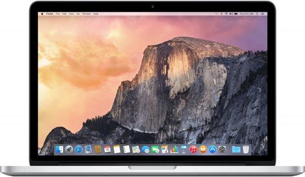 """[ LOKAL Mediamarkt Weiterstadt/Darmstadt ] Apple MacBook Pro 13,3"""" Retina 2,7 GHz i5 8GB RAM 128GB (MF839D/A) = 1111€"""