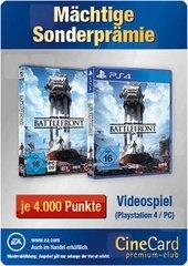 [Offline] Kinopolis: Star Wars Battlefront (PS4/PC) für 4000 Cinecard-points