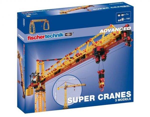 [Spielediskont] Fischertechnik 41862 - Super Cranes