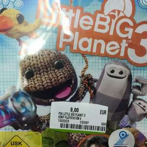(MM Ludwigshafen) Little Big Planet 3 PS4