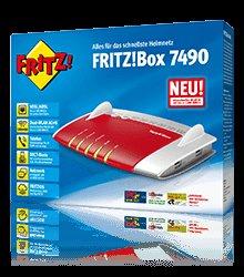[LOKAL Mediamarkt Köln] FRITZ!Box 7490