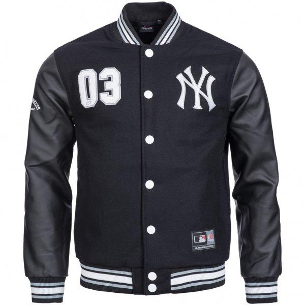 New York Yankees Letterman College Jacke für 54,99EUR VKF