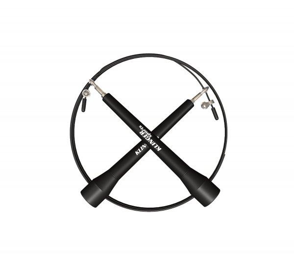 [Amazon Prime] Springseil Speedrope Bearing Pro von KLINGER SPORTS® für 0,10€ oder zusätzlich Buch