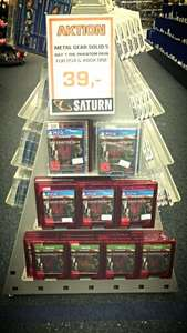 [Lokal Saturn Augsburg]  Metal Gear Solid V - The Phantom Pain (Ps4 / One)