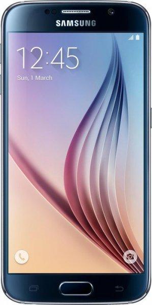 Samsung Galaxy S6 128 GB in schwarz, weiß oder gold für 499,90 €