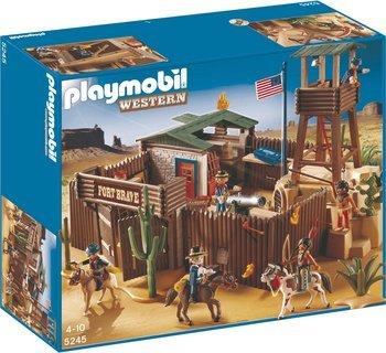 (Lokal Edeka Bruchsal) Playmobil Großes Western-Fort (5245) für 57,49€ und weiter Sets