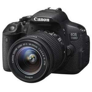 [redcoon] Canon EOS 700D + EF-S18-55 IS STM für 477 €