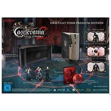 [Saturn.de & Ebay]  Castlevania - Lords of Shadow 2 - Dracula's Tomb Premium Edition (PC, Xbox360, PS3) für 10€