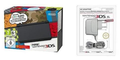 [Amazon.de] New Nintendo 3DS + Power Adapter für 149,97 € / XL für 179,97 €