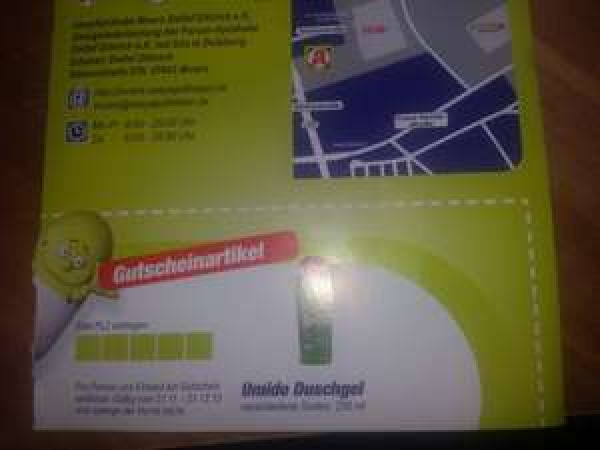 Gratis Duschgel Easy Apotheke Moers