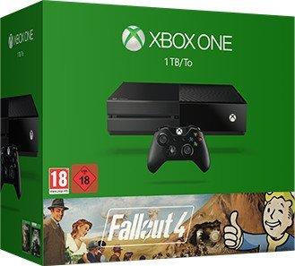 [Amazon.fr] Xbox One 1TB Fallout 3 + Fallout 4 Bundle für 311,29€