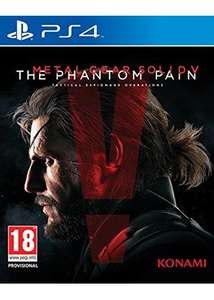 [base.com] Metal Gear Solid 5: The Phantom Pain (PS4 und Xbox One) für 35,57€ inkl.Versand