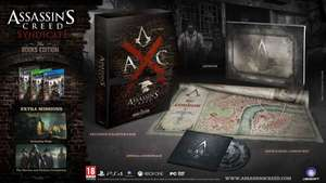 [game.co.uk]  Assassin's Creed Syndicate The Rooks Edition PS4 für 45,46€ inkl. Versand