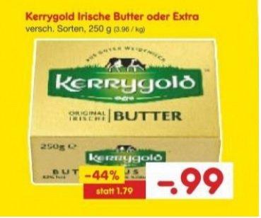 [Netto MD] Kerrygold Original Irische Butter ab 14.12 für nur 99 Cent