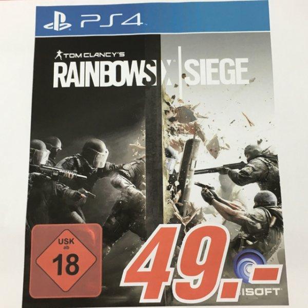 (Neuwied) PS4 Rainbow Six: Siege