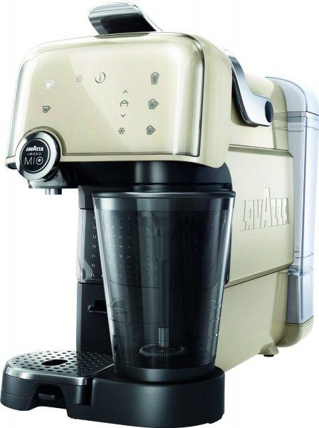 Lavazza LM7000 Fantasia mit integriertem Milchschäumer, weiß @Amazon
