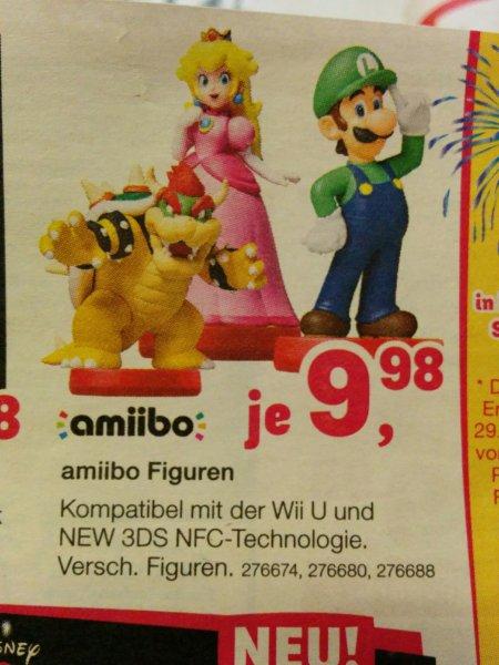 amiibo  Figuren bei ToysRus