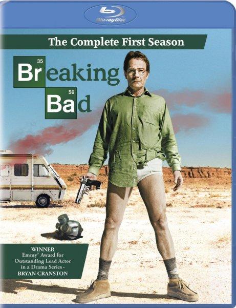 [Amazon] Breaking Bad Staffel 1-6 (Blu Ray) je 9,97 € sowie Better Call Saul (1. Staffel - Blu Ray) für 17,97€
