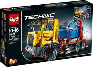 [Toys'R'Us] LEGO Technic 42024 Container Truck für 39,98€