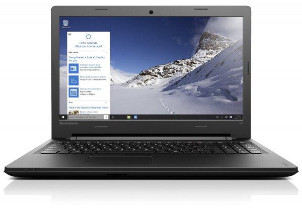 Lenovo Ideapad 100 (Core i3 5. Gen und nVidia GT920M + 128GB SSD) für 399€!