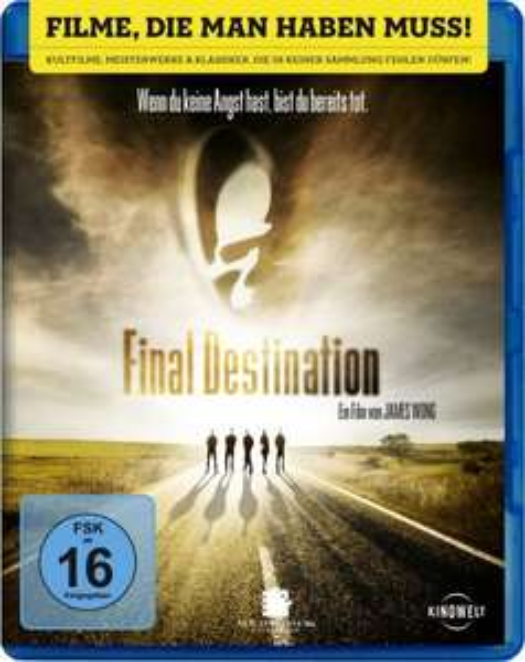 [Amazon Prime] Final Destination [Blu-ray]