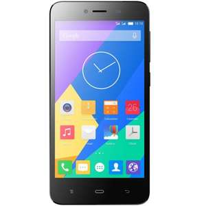 Phicomm Energy L schwarz [LTE, Dual-Sim, 5Zoll HD-IPS-Display, 1.1GHz QuadCore-CPU, 8MP Kamera, Android 5] für 99 € @ Mediamarkt.de