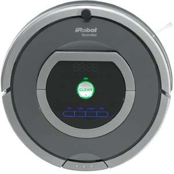 iRobot Roombar 782 Staubsaug Roboter Amazon