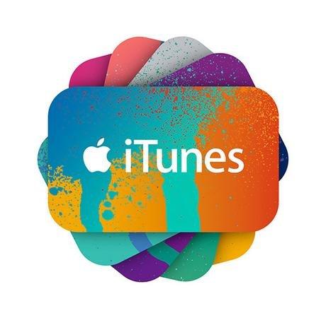 iTunes 100€ Guthaben für 80€ bei Paypal
