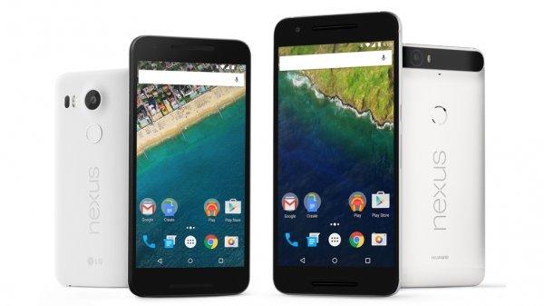 Nexus 6p 32GB für 599,90€, Amazon.it