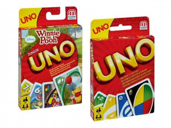 (Lidl) UNO und UNO Junior Winnie the Pooh