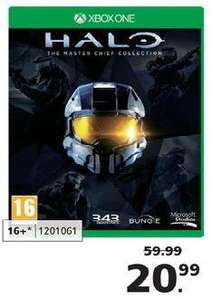 [Grenzgänger NL] Intertoys: HALO The Master Chief Collection - XBOX One