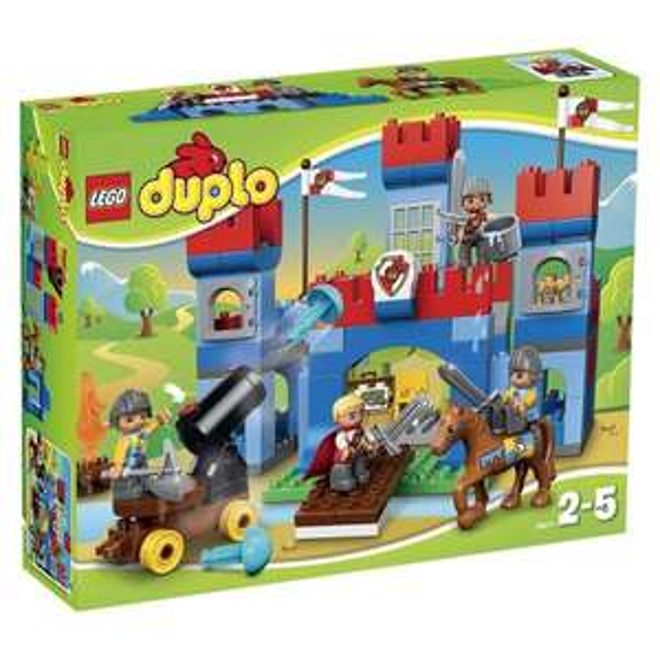 LEGO DUPLO Ritter - 10577 Große Schlossburg - 35,99€ @ ebay/ToysRus