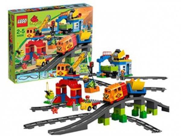 [mytoys.de] Lego Duplo 10508 Eisenbahn Super Set 78,94€