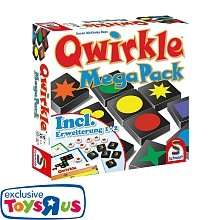 Qwirkle Mega Pack für 15,98€ bei Lieferung in die Filiale