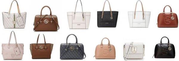 Guess SALE hunderte Handtaschen 50% Rabatt (ebay offizieller Guess Store) + COUPON20%