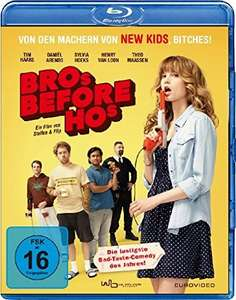 [Amazon Prime] Bros before Hos [Blu-ray]