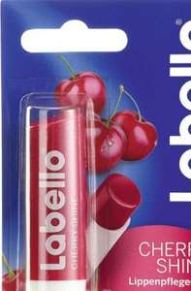 [Amazon Sparabo] Labello Cherry Shine, 2er Pack (0,87 € pro Stück)