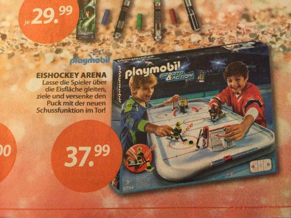 [Müller] Playmobil Eishockey Arena 37,99€